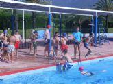 La piscinas del Polideportivo Municipal 6 de Diciembre y del Complejo Deportivo Guadalentín abren hoy sus puertas de forma oficial