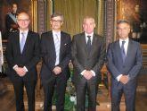 Los Jueces de Paz de la Región se reúnen en Mazarrón en su IX Encuentro