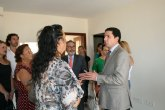 La Comunidad Autónoma entrega 13 viviendas de promoción pública en Mazarrón