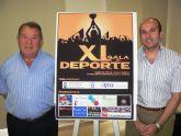 Todo listo para la celebración de la XI Gala del Deporte