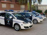 La Policía Local dispone desde hoy de tres nuevos vehículos