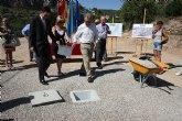 El plan de depuraci�n llega a las zonas rurales m�s altas de la Regi�n con la nueva depuradora de El Berro