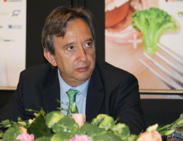 Simón Conesa, elegido nuevo presidente de +Brócoli, Foto 2