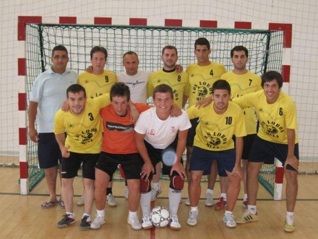 El Mula F.S. se proclama campeón del torneo 24 horas de fútbol sala, Foto 1