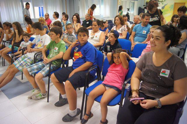 Una veintena de pacientes participan en las VIII jornadas para afectados de hemofilia con inhibidor y sus familias, Foto 3