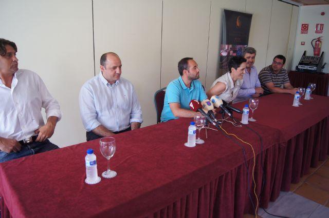 El UCAM CB Murcia realizará su pretemporada del 18 al 24 de agosto en las instalaciones deportivas municipales de Totana, Foto 1