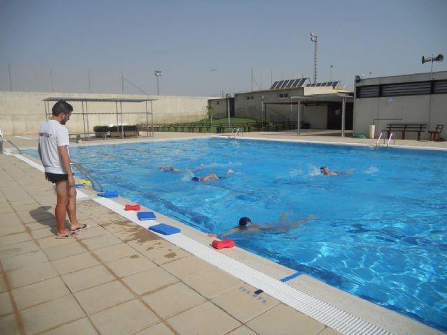 Un total de 266 niños disfrutan ya de las actividades del Verano Polideportivo, como el campus de verano y los cursos de natación, Foto 1