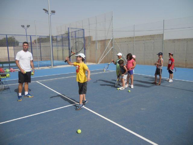 Un total de 266 niños disfrutan ya de las actividades del Verano Polideportivo, como el campus de verano y los cursos de natación, Foto 2