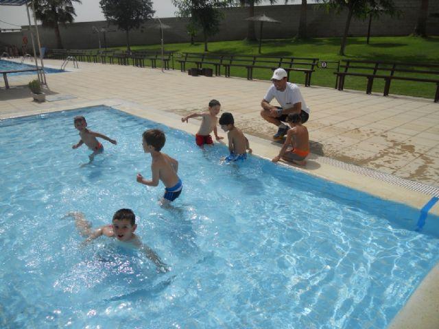 Un total de 266 niños disfrutan ya de las actividades del Verano Polideportivo, como el campus de verano y los cursos de natación, Foto 3