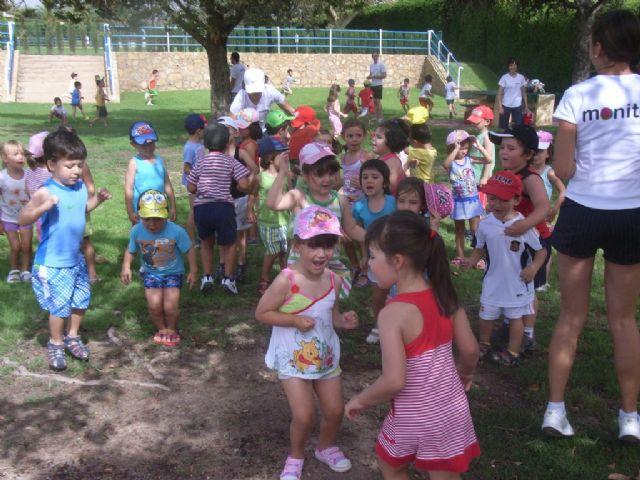 Un total de 266 niños disfrutan ya de las actividades del Verano Polideportivo, como el campus de verano y los cursos de natación, Foto 5