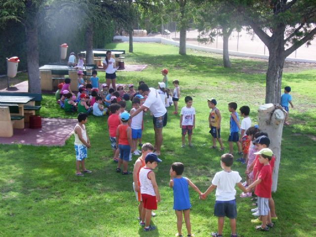 Un total de 266 niños disfrutan ya de las actividades del Verano Polideportivo, como el campus de verano y los cursos de natación, Foto 6