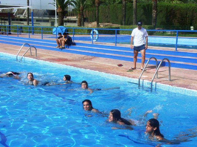 Un total de 266 niños disfrutan ya de las actividades del Verano Polideportivo, como el campus de verano y los cursos de natación, Foto 7