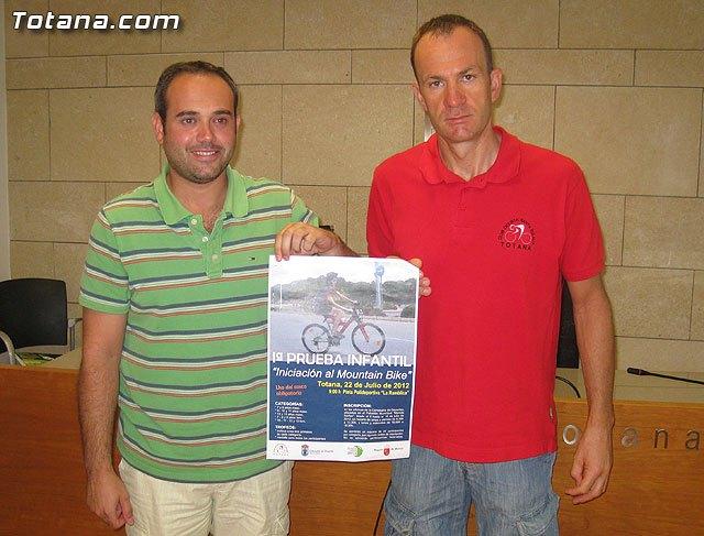 La I prueba infantil Iniciación al Mountain Bike para niños de 7 a 13 años se celebrará el 22 de julio, Foto 1