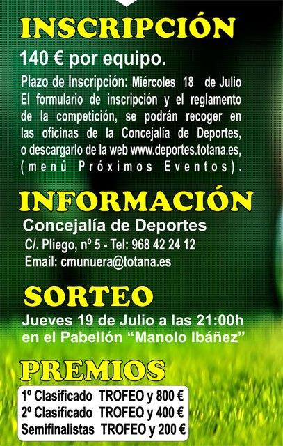 La concejalía de Deportes organiza las 12 Horas de Fútbol 7, Foto 3