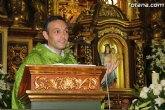 D. Juan Francisco Ortega Ludeña cesa como Vicario Parroquial de la Parroquia de Santiago el Mayor de Totana