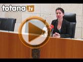 La alcaldesa de Totana explica que la denegación del Plan de Ajuste se debe al alto nivel de endeudamiento del ayuntamiento