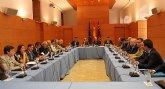 Valc�rcel y la presidenta del CDR revindican la importancia de las pol�ticas de cohesi�n para fortalecer el proyecto Europeo