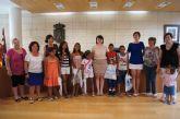 Varias familias de Totana reciben en acogida este verano a seis niños saharauis dentro del programa Vacaciones en Paz