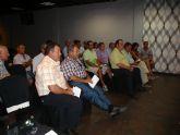 El concejal de Agricultura y Agua asiste a la presentación de la campaña informativa sobre Los 50 años de la PAC