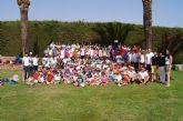 Cerca de 300 niños han participado en las actividades de la primera quincena del Verano Polideportivo