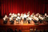 La Banda de la Agrupación Musical de Totana celebra un concierto en el Centro Sociocultural La Cárcel