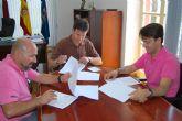 El Ayuntamiento firma un convenio para que sea la Entidad Urban�stica del Parque Industrial quien gestione la Ciudad del Transporte