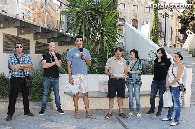 Se entregan los premios del concurso De tapas y cócteles por Totana, Foto 1