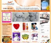 MultiDetalles ya dispone de una creativa p�gina web con tienda on-line