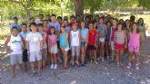 Los jóvenes de Mazarrón disfrutan dentro y fuera del municipio