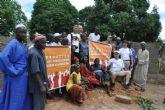 La fundaci�n de los trabajadores de ELPOZO ALIMENTACI�N dona 6.000 euros para la construcci�n de un colegio en la aldea de Mangacounda