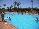 El Verano Polideportivo´2012 mantiene su oferta de actividades acuáticas y deportivas durante el mes de agosto