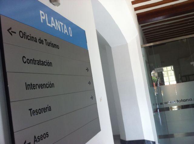 El ayuntamiento ahorra en gasto corriente en los seis primeros meses del año cerca de 1.200.000 euros, con respecto al mismo periodo del 2011, Foto 1