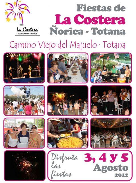 Comienzan mañana las fiestas de la diputación la Costera-Ñorica, Foto 1