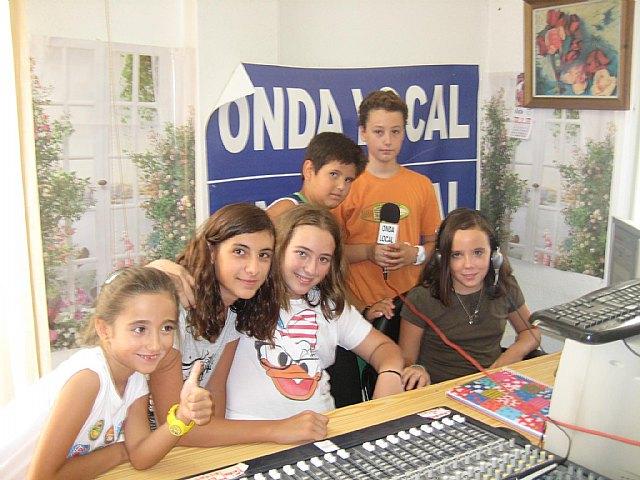 ONDA LOCAL RADIO realizó un programa especial protagonizado por niños, Foto 3