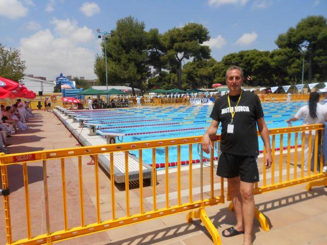 El totanero José Miguel Cano Guerao participó en elCampeonato de España de Natacion de Verano, Foto 1