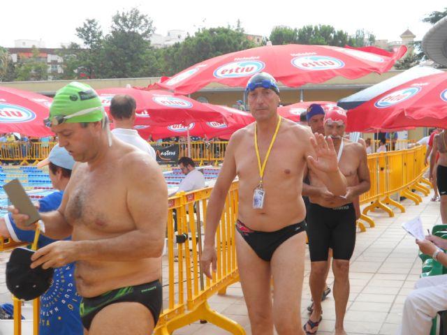 El totanero José Miguel Cano Guerao participó en elCampeonato de España de Natacion de Verano, Foto 2