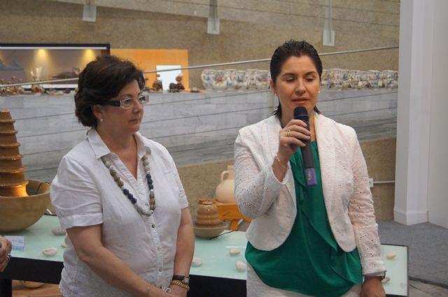 Alfareros de Totana elaboran la exposición El agua fuente de vida, Foto 4