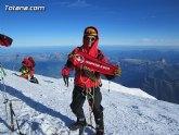 Cumbre del Mont Blanc para Totana.com