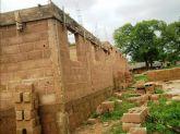 Anike Voluntarios informa sobre el buen desarrollo de la construccion de un colegio en Burkina Faso