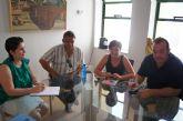Los regidores de Totana y Aledo crean un frente común para resolver los problemas de déficit hídrico en los pozos de Sierra Espuña