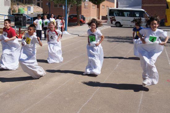 El programa de Deporte Escolar contabilizó una participación media de 780 alumnos durante el pasado curso escolar, Foto 1