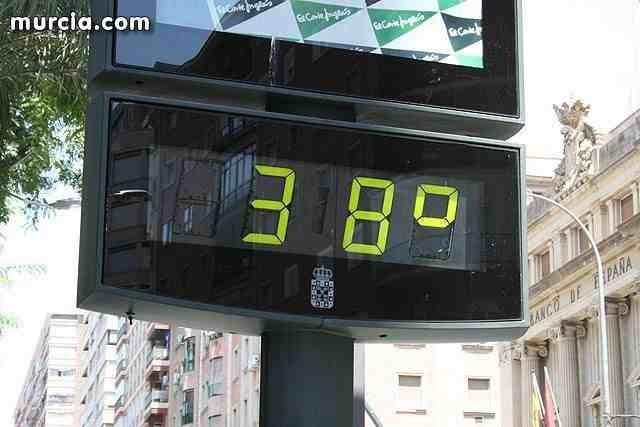 La Delegación de Gobierno aconseja extremar las precauciones ante la ola de calor, Foto 1