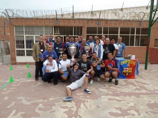 La Peña Barcelonista de Totana organizará las I jornadas ludico-deportivas Nuestra Señora de la Merced 2012, Foto 1