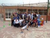 La Peña Barcelonista de Totana organizará las I jornadas ludico-deportivas Nuestra Señora de la Merced 2012