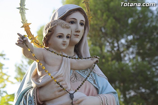 Las fiestas de Mortí, Lentiscosa y la Calzona en honor a la Virgen de la Paloma tendrán lugar del 10 al 12 de agosto, Foto 1