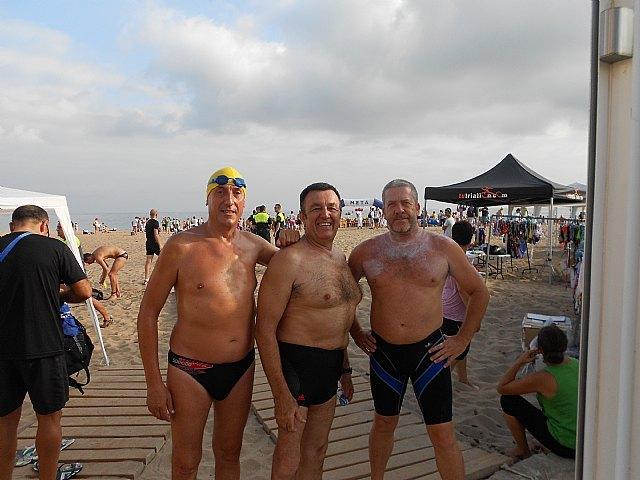 El totanero José Miguel Cano participó en la IX Travesía Sant Roc - Playa de lËstanyo en DENIA, Foto 1