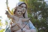 Las fiestas de Mortí, Lentiscosa y la Calzona en honor a la Virgen de la Paloma tendrán lugar del 10 al 12 de agosto