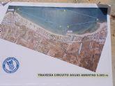 El totanero José Miguel Cano participó en la IX Travesía Sant Roc - Playa de lËstanyo en DENIA - 2