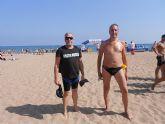 El totanero José Miguel Cano participó en la IX Travesía Sant Roc - Playa de lËstanyo en DENIA - 3