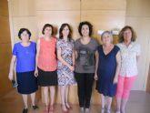 La concejal de Mujer e Igualdad de Oportunidades se reúne con AFAMMER
